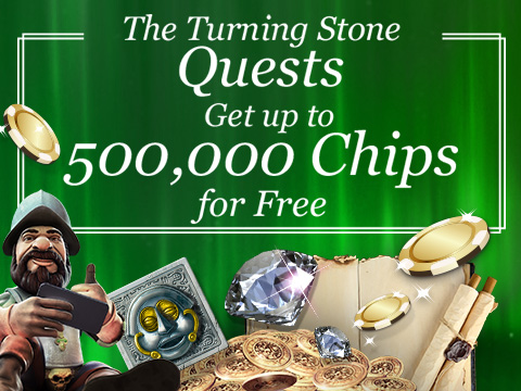 Turning stone free play geant casino le puy vals